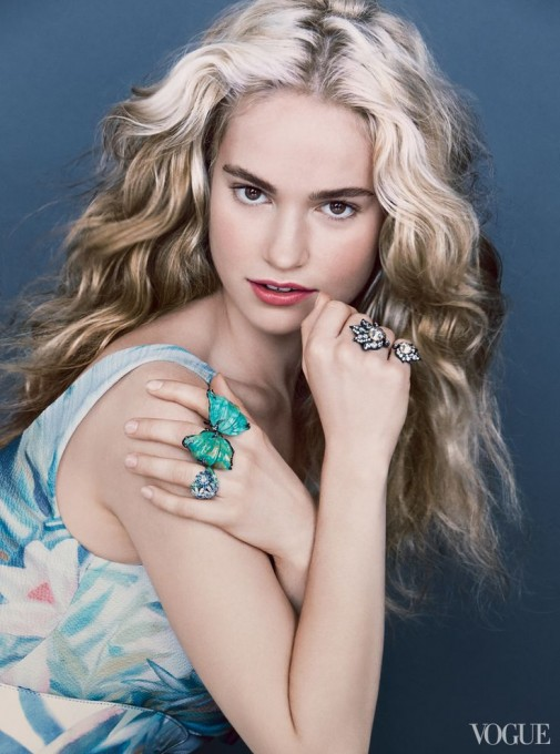 Lily James (12)