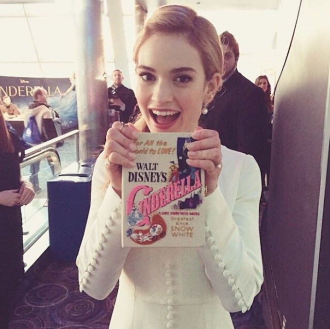 Lily James (4)