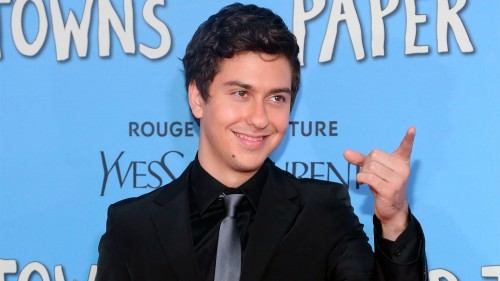 "NEW YORK, NY - JULY 21: Nat Wolff attends the New York City premiere of ""Paper Towns"" at AMC Loews Lincoln Square on July 21, 2015 in New York City. (Photo by Taylor Hill/Getty Images)"