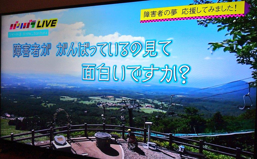 【テレビ】Eテレが24時間テレビの偽善に喧嘩を売る 障害者が嫌う番組を健常者のためにせっせとつくる日本テレビ